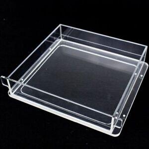 DIY Resin tank for SLA 3D Printer for Form1 form 1+