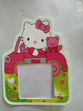 Hello Kitty  Light Switch Decal Wall Stickers  Decor