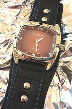 + Wristwatch °°  HERRENUHR mit Lederimitat-Armband  Часы Ex011116