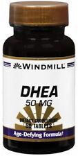 Windmill DHEA 50 mg Tablets 50 Tablets