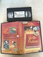 Le meravigliose fiabe del Grillo parlante - VHS Walt Disney
