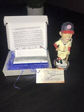 Stan Musial Bobblehead And Stan Musial Harmonica Gateway Grizzlies Bobblehead
