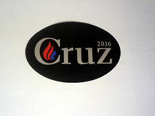 TED CRUZ FOR PRESIDENT 2016 SENATOR TEXAS OFFICIAL CAMPAIGN BUMPER STICKER