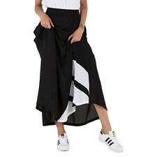 adidas Originals Women's EQT ADV Chiffon Long A-Line Maxi Skirt XS S M L BP5085