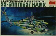 Academy Minicraft 1:48 HH-60 D Night Hawk USAF Combat Rescue Helicopter #FA035