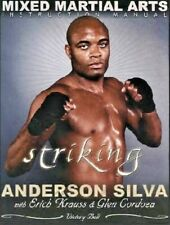 MMA Instruction Manual: Striking with Anderson Silva UFC MMA