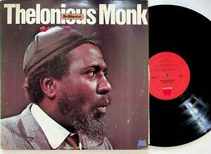 Thelonious Monk – Brilliance inc Brilliant Corners/Five By Monk 2-LP Vinyl EX-