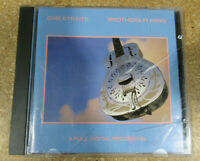 Dire Straits –Brothers In Arms Label: Warner Bros. Records Format: CD, Album USA