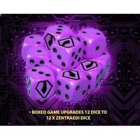 Robotech RPG Tactics: Zentraedi - Dice Pack