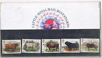 GB Presentation Pack 151 1984 Cattle 10% OFF 5