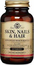 Skin, Nails & Hair Tablets, Solgar, 60 tablet