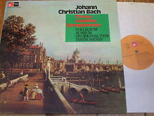 BAC 3014 J.C. Bach Three London Symphonies / Collegium aureum