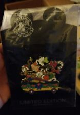 DisneyShopping.com - 2006 Christmas Train - Goofy & Pluto LE 100 Disney Pin