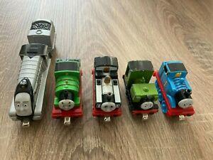 Take N Play 5 Train Bundle From Thomas The Tank Engine Freddie Spencer Toy #6