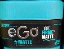 EGO CERA HAIR WAX FOR MEN - LOOK FIRME Y MATTE - FIRM & MATTE LOOK - FREE SHIP