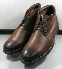 271262 PFBT40 Men's Boots Size 12 M Brown Leather 1850 Series Johnston & Murphy