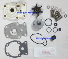 Evinrude/Johnson Water Pump & Impeller Repair Kit with Housing, 393630, 0393630
