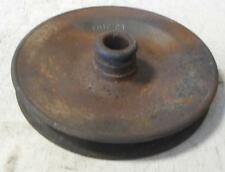 1980's Ford Trucks & Vans USED power steering pump pulley E0TC-CA