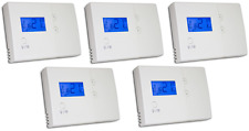 Central Heating Thermostat Boiler Programmable  Stat X 5 Hard Wired Tower HWPRS
