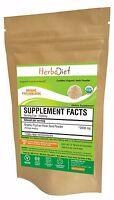 Organic Whole Psyllium Husk PREMIUM Dietary Fiber Isabgol Digestive Support