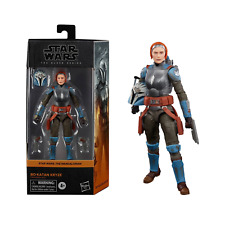 Bo-Katan Kryze #10 Star Wars: The Mandalorian BLACK SERIES Sealed In-Hand