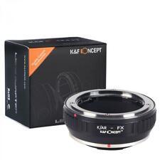 Adaptador objetivamente, Konica ar objetivamente a Fujifilm X-Mount, Fuji X DSLR, x-pro1