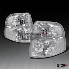For 2002-2005 Ford Explorer Clear Corner Lights 2003 2004