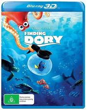Finding Dory 3D : NEW 3D + 2D Blu-Ray
