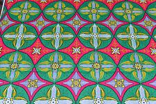 TISSU WAX 77 MOTIF AFRICAIN 100% COTON au mètre, wax batik au metre