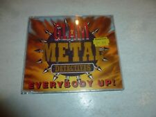 GLAM METAL DETECTIVES - Everybody Up - 1995 UK 4-track CD