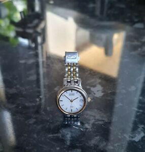 Ladies Citizen Eco-Drive W.R. 50M Stainless Steel Watch