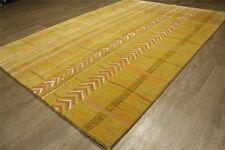 tapis de qualité Original Nepal très bien ~ 120x180 cm 100 % Wolle tons verts