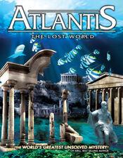 Atlantis: The Lost World [New DVD]