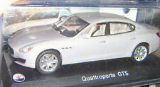 MASERATI 100YEARS COLLECTION MASERATI QUATTROPORTE GTS 2013 1:43 NEW BOX BOOKLET