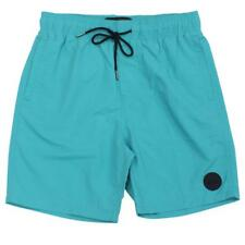 Oakley FP DEFENDER Shorts Aquatic Blue 34 L Mens Casual Boardshort Beach Short