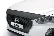 G3A32APH10 Genuine Brand New Hyundai PD i30 Smoked Bonnet Protector 2017-Current