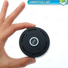 MINI TELECAMERA WIRELESS HD 1080P CCTV VIDEOSORVEGLIANZA SD P2P PANORAMICO