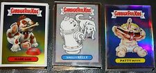 2014 GARBAGE PAIL KIDS CHROME 2 BASE PENCIL REFRACTOR YOU PICK #72A/B - R1A-R14B