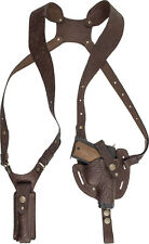 shoulder holster for SIG P238/P938, S&W M&P Compact, M&P Shield, Glock-42/43/36