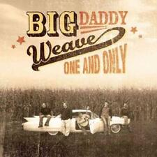 BIG DADDY WEAVE - ONE AND ONLY USED - VERY GOOD CD