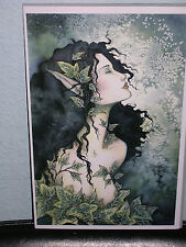 Amy Brown - Sidhe I - Signed - Out Of Print - Rare