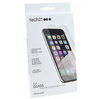 Genuine Tech21 Evo Glass Impact Resist Tough Screen Protector For iPhone 6/7/8