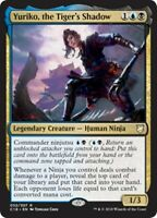 YURIKO, THE TIGER'S SHADOW Commander 2018 MTG Gold Creature — Human Ninja Rare