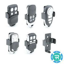 Garage/Gate Remote Wall Mount/Bracket/Clip - ATA/Merlin/Boss/Gliderol/B&D/PTX4