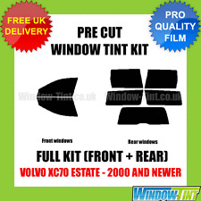 VOLVO XC70 ESTATE 2000+ FULL PRE CUT WINDOW TINT KIT