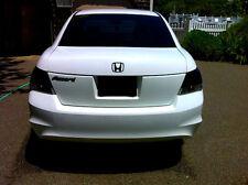 Honda Accord (SDN) smoked tinted tail light cover vinyl 08 09 10 11 12 $5 REFUND