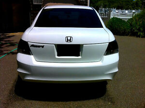 Honda Accord (SDN) smoked tinted tail light cover vinyl 08 09 10 11 12 $5 REFUND