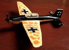Vintage Matchbox Skybusters Luftwaffe Junkers 87B Stuka Dive Bomber