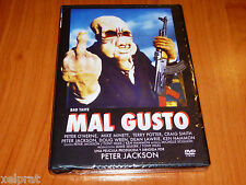 MAL GUSTO / BAD TASTE - Peter Jackson - English / español - Precintada