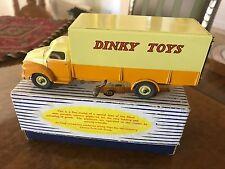 Vintage Dinky Supertoys / MIB / Bedford Pallet Jekta - Van Dinky Toys / No. 923